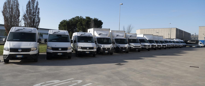 servizio di trasporto Eurotrasporti